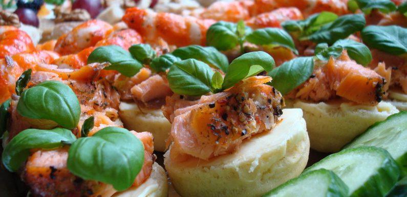 Podwieczorek – jeden z pięciu posiłków