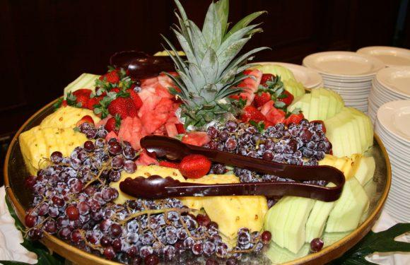 Suszone owoce na chłodniejsze dni
